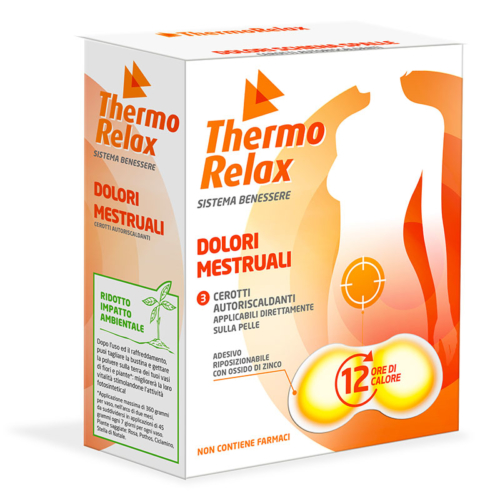 Patchs auto-chauffants douleurs menstruelles