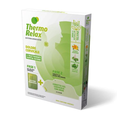 ThermoRelax Phyto Gel DOULEUR CERVICALE étui 3 traitements