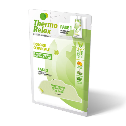 ThermoRelax Phyto Gel DOULEUR CERVICALE monodose